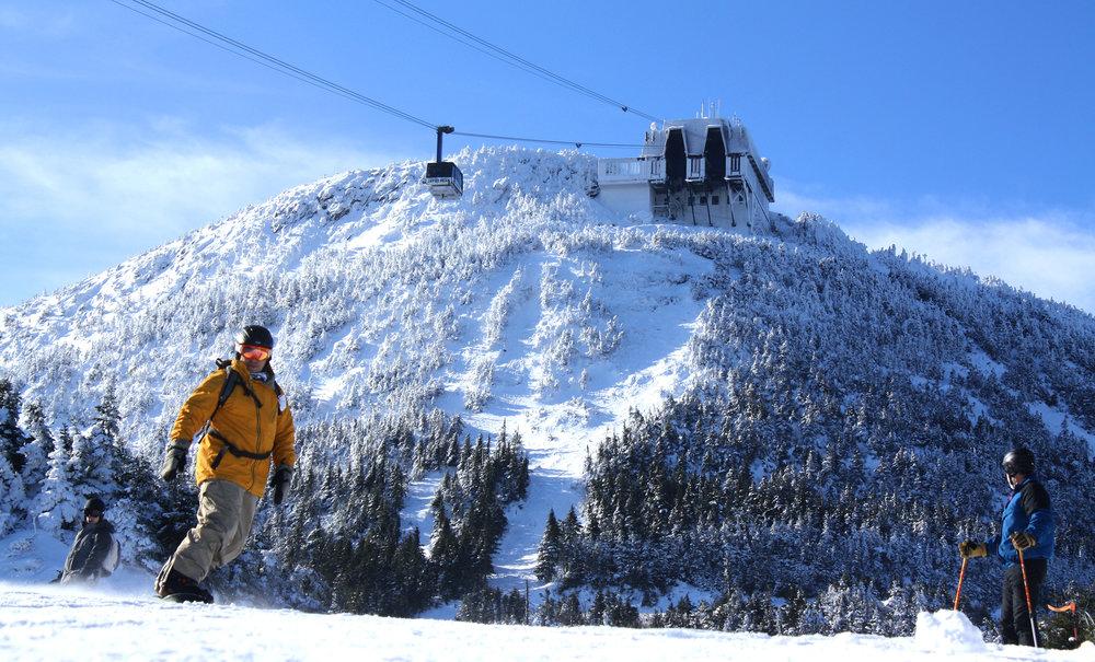 Jay Peak Cedar Springs Ski Club